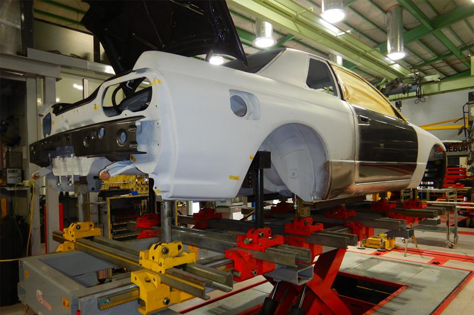 NISMO R32 bodywork