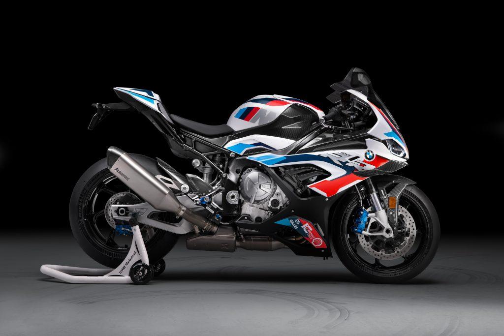 BMW M 1000RR side profile