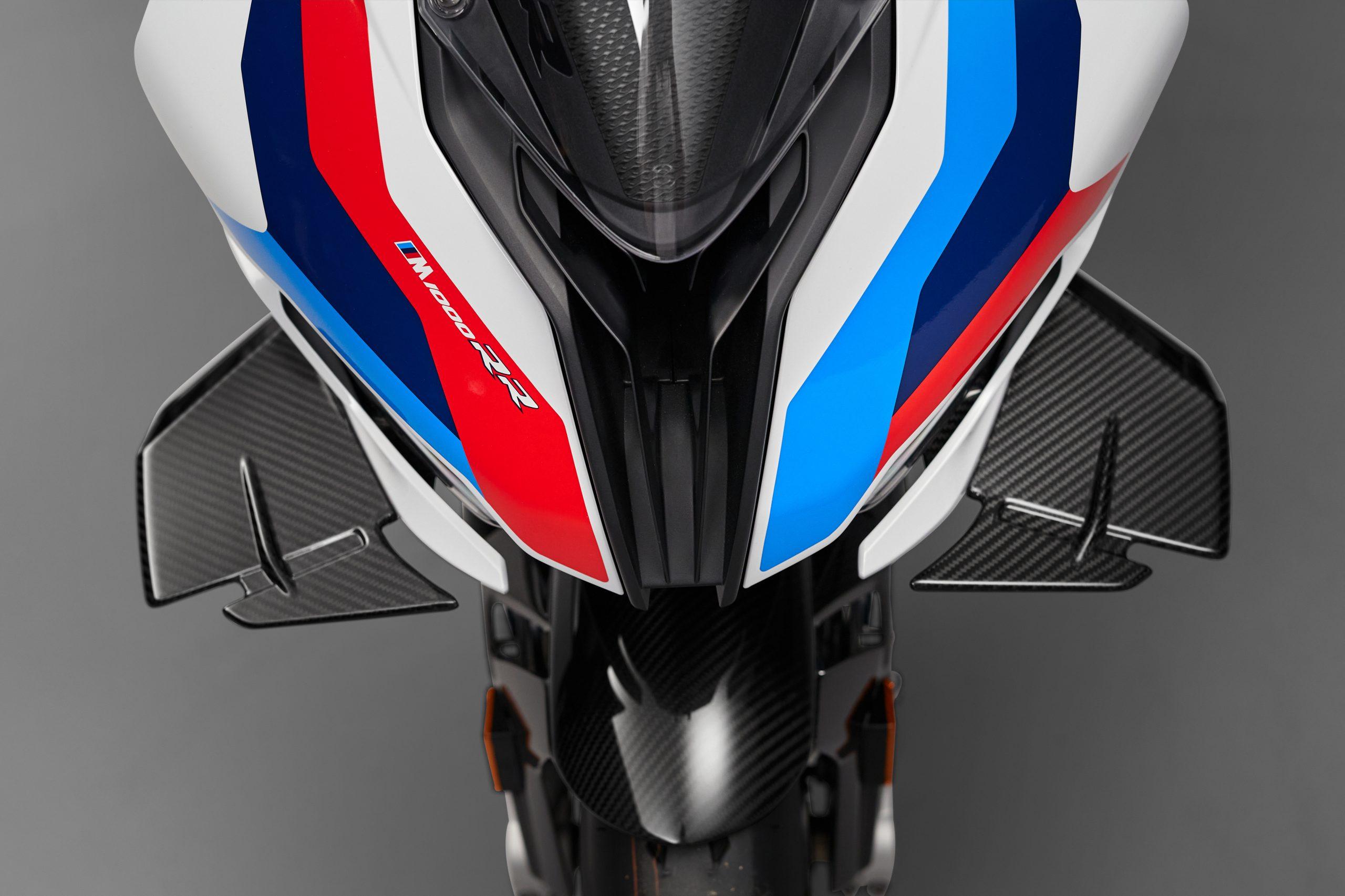 BMW M 1000RR nose detail