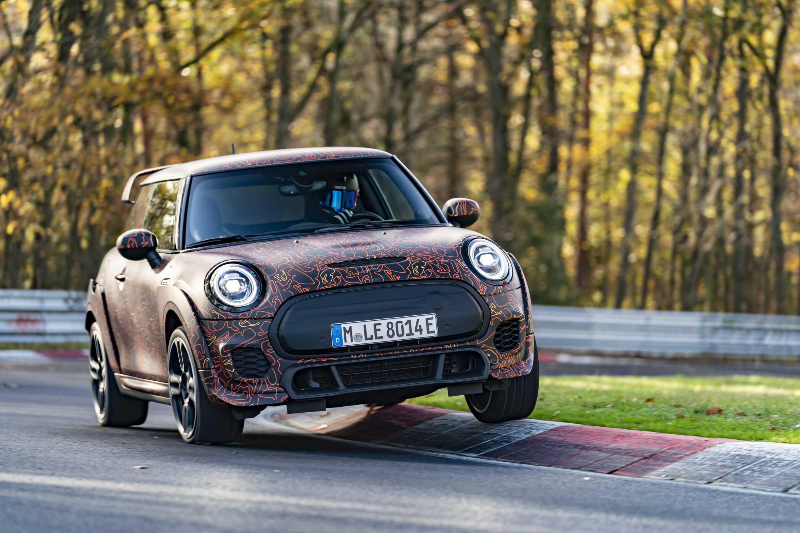MINI John Cooper Works Electric concept