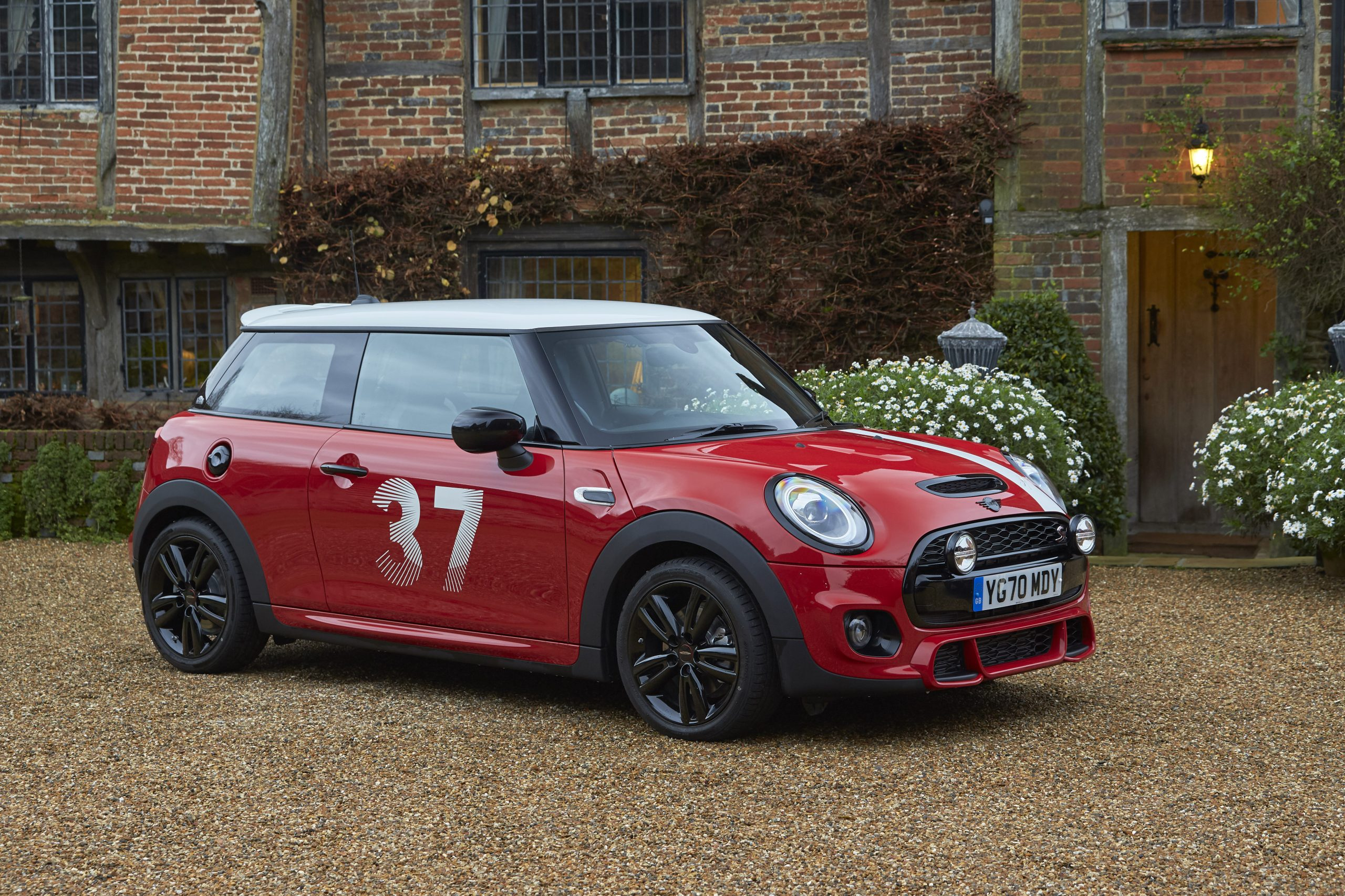 MINI Paddy Hopkirk Edition