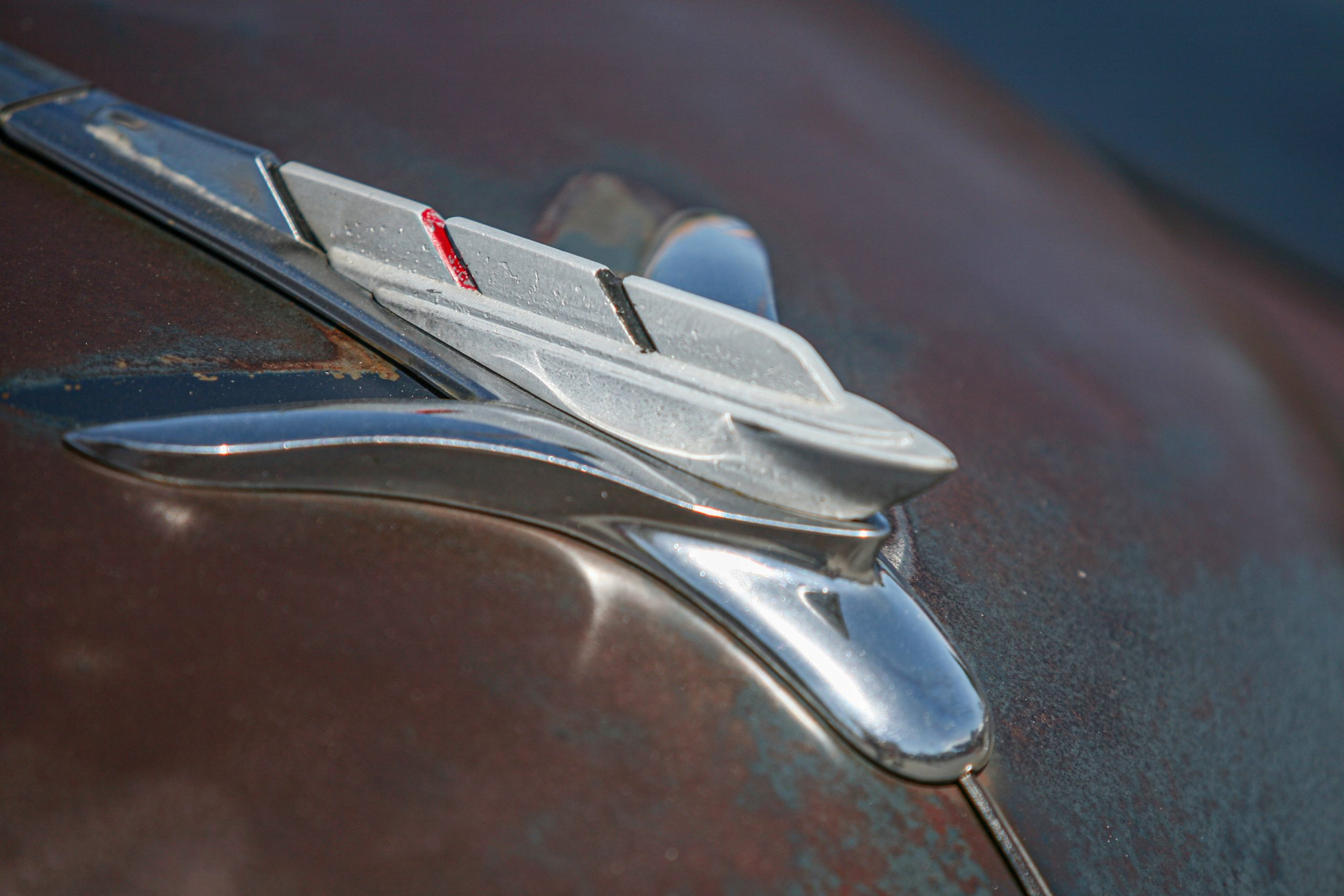 Plymouth Hood Ornament 1950