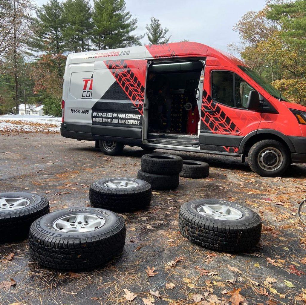 Rob Siegel - In-driveway tire mounting and balancing - jay at craig's