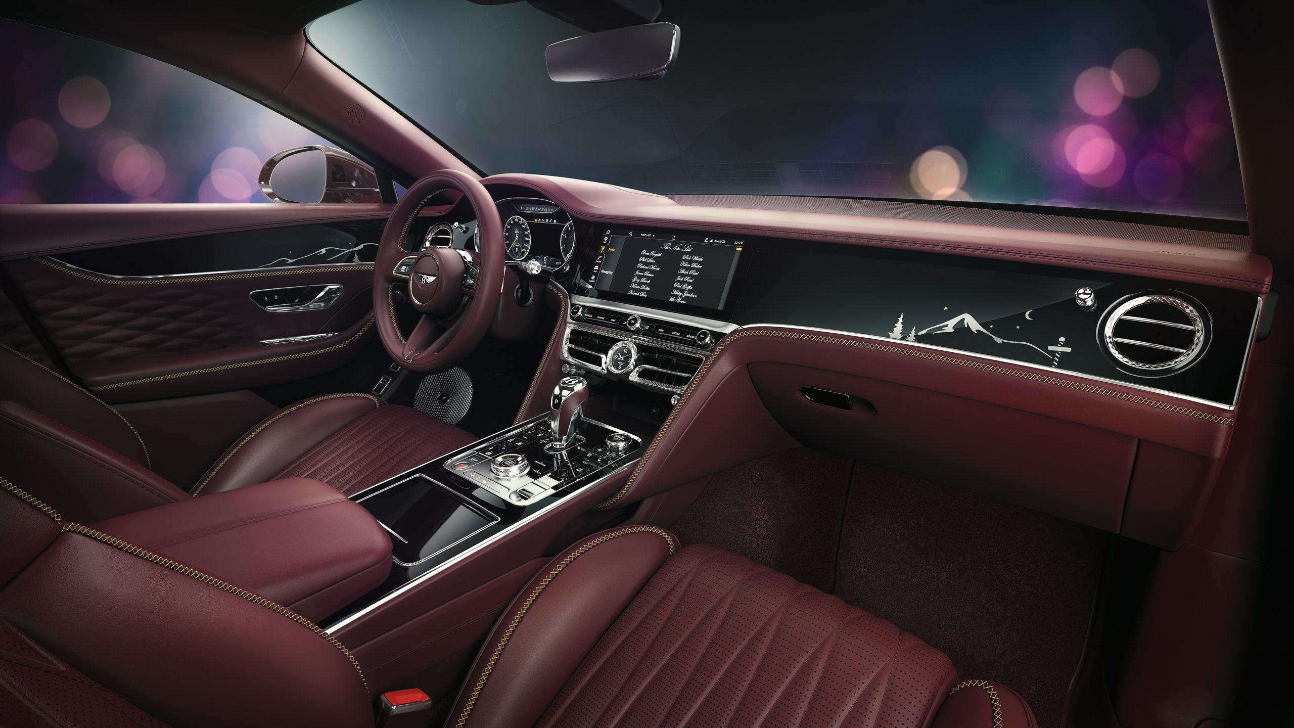 Bentley Santa's Flying Spur-4