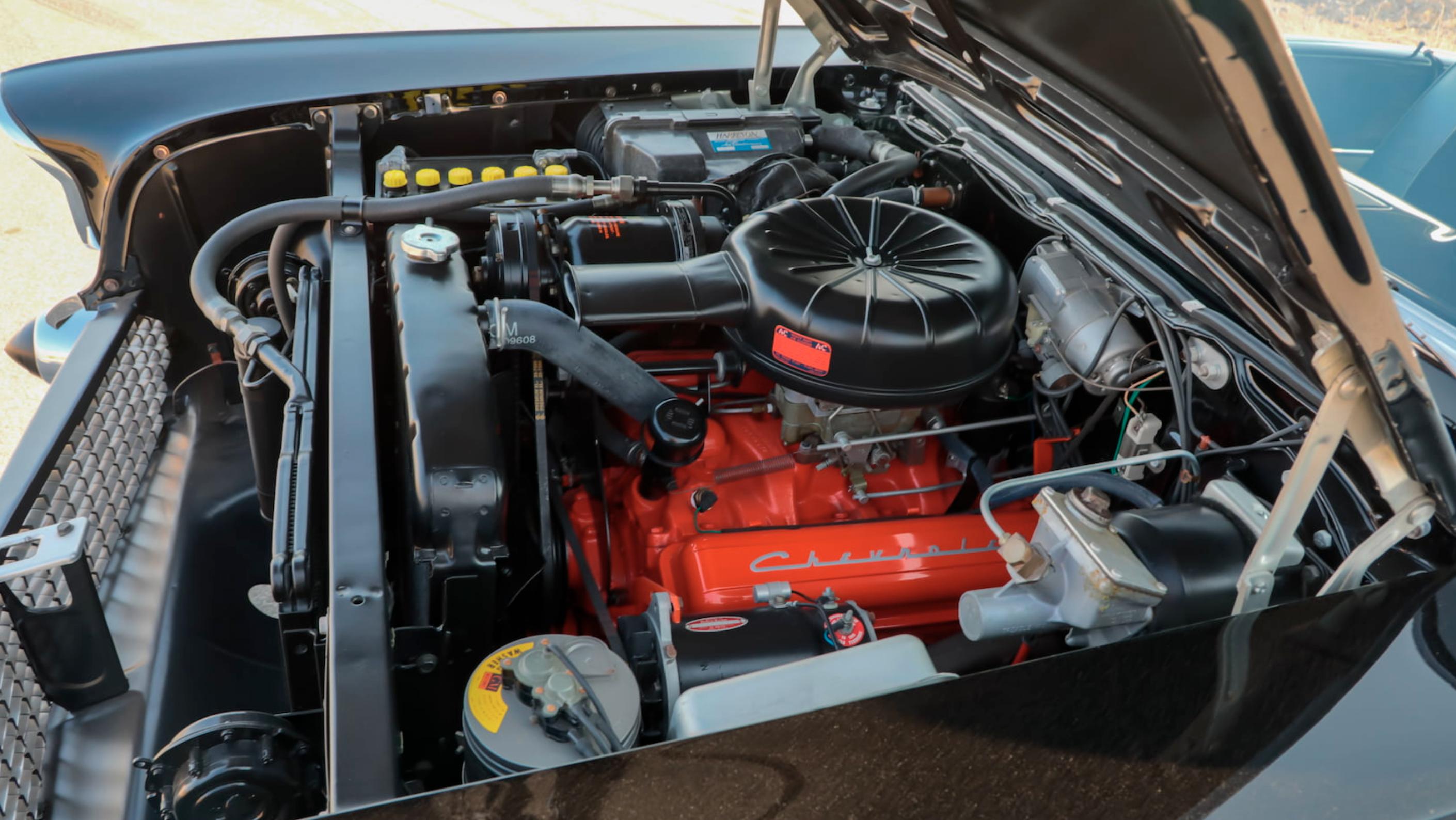 1957 El Morocco engine