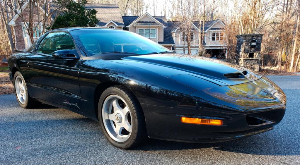 1994 Pontiac Firebird Firehawk