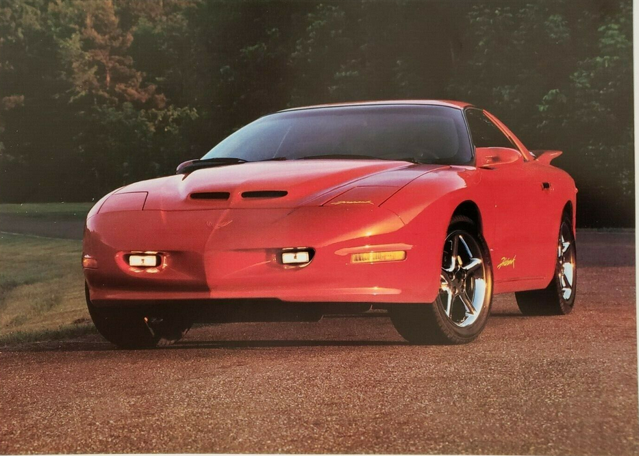 1997 Pontiac Firebird Firehawk