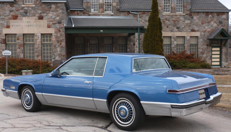 1981 Cadillac Eldorado Pierre Cardin Evolution