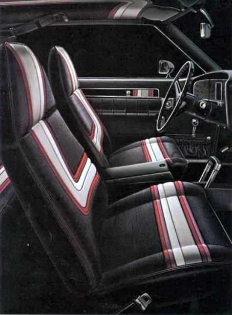 1972 AMC Javelin Pierre Cardin