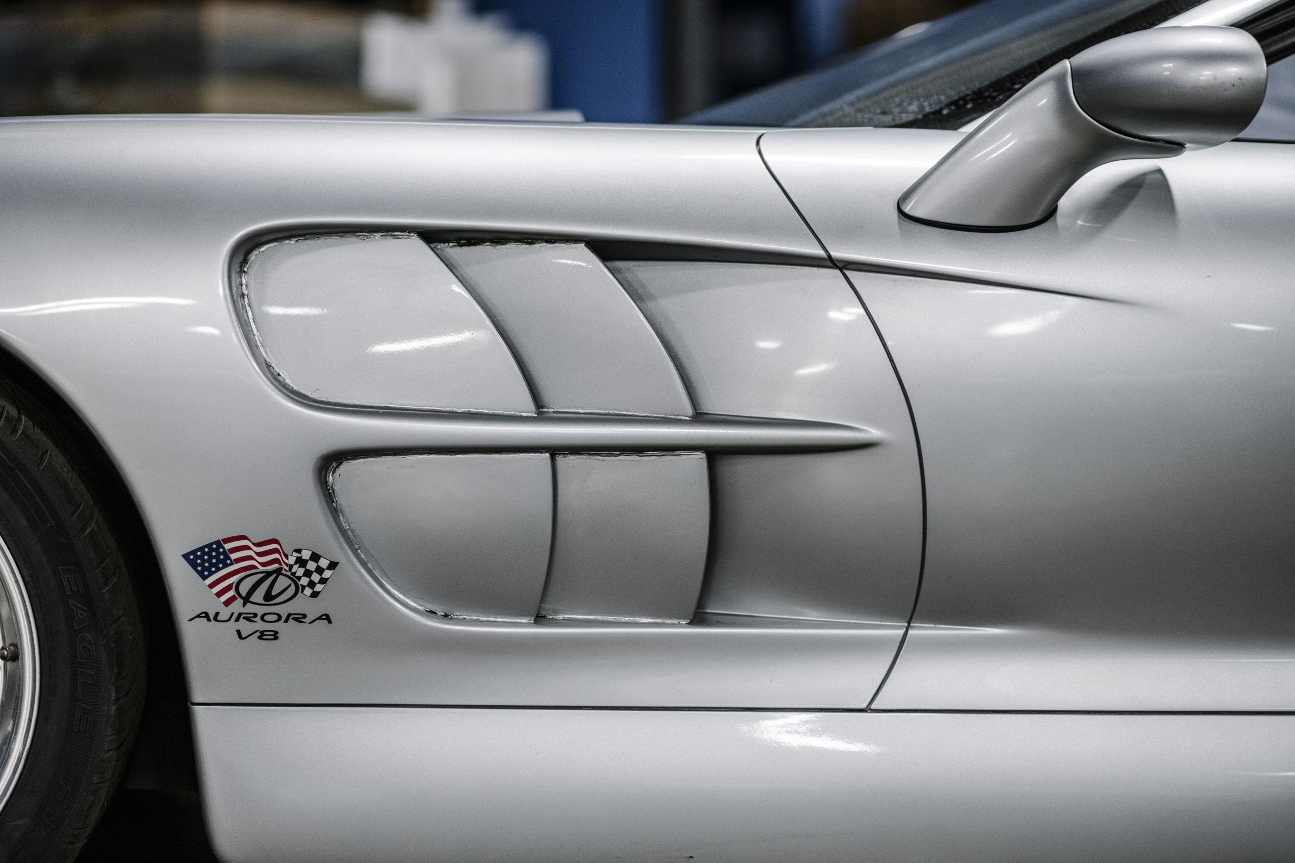 Shelby Series 1 Prototype Design Model
