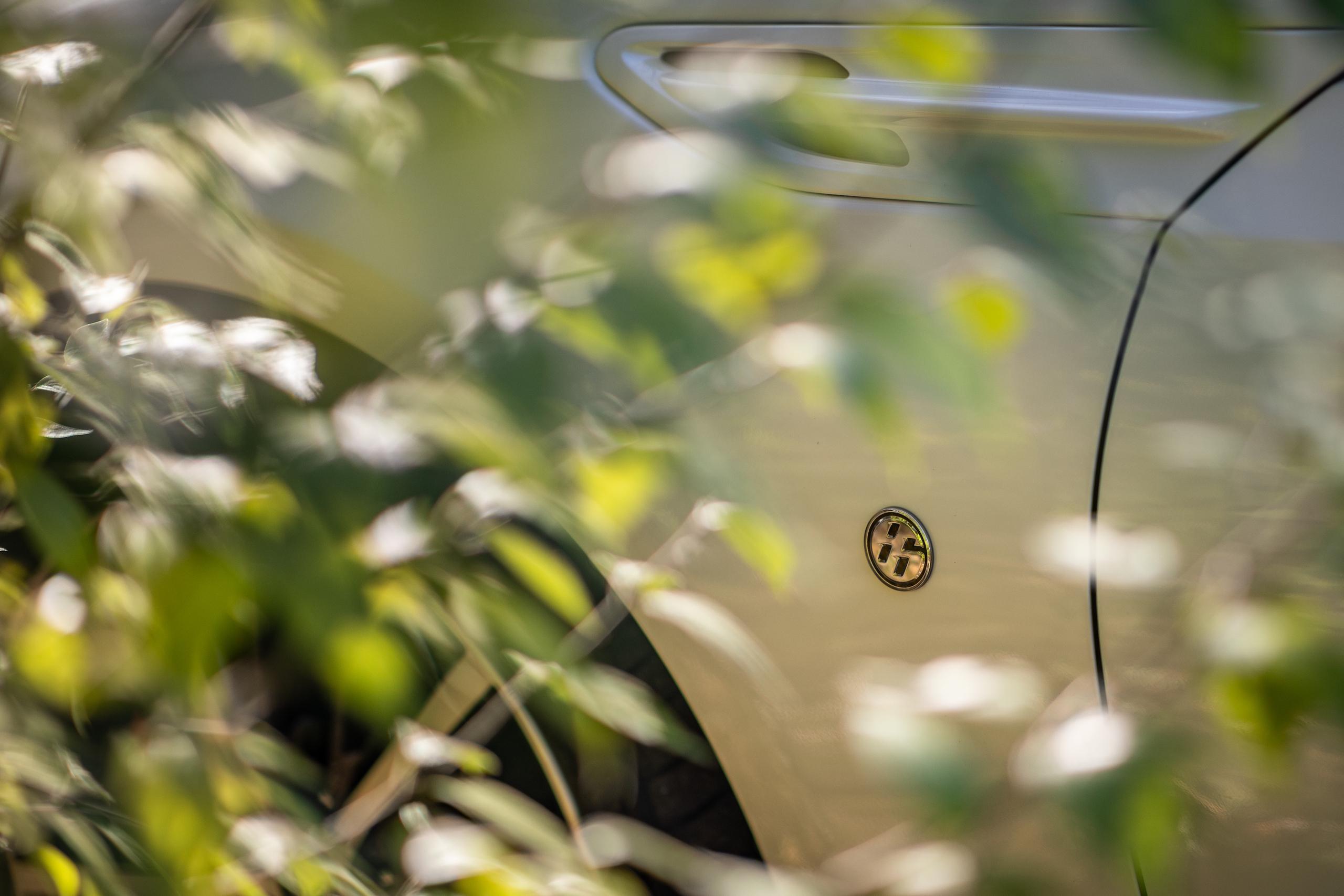 2020 Toyota 86 GT badge detail