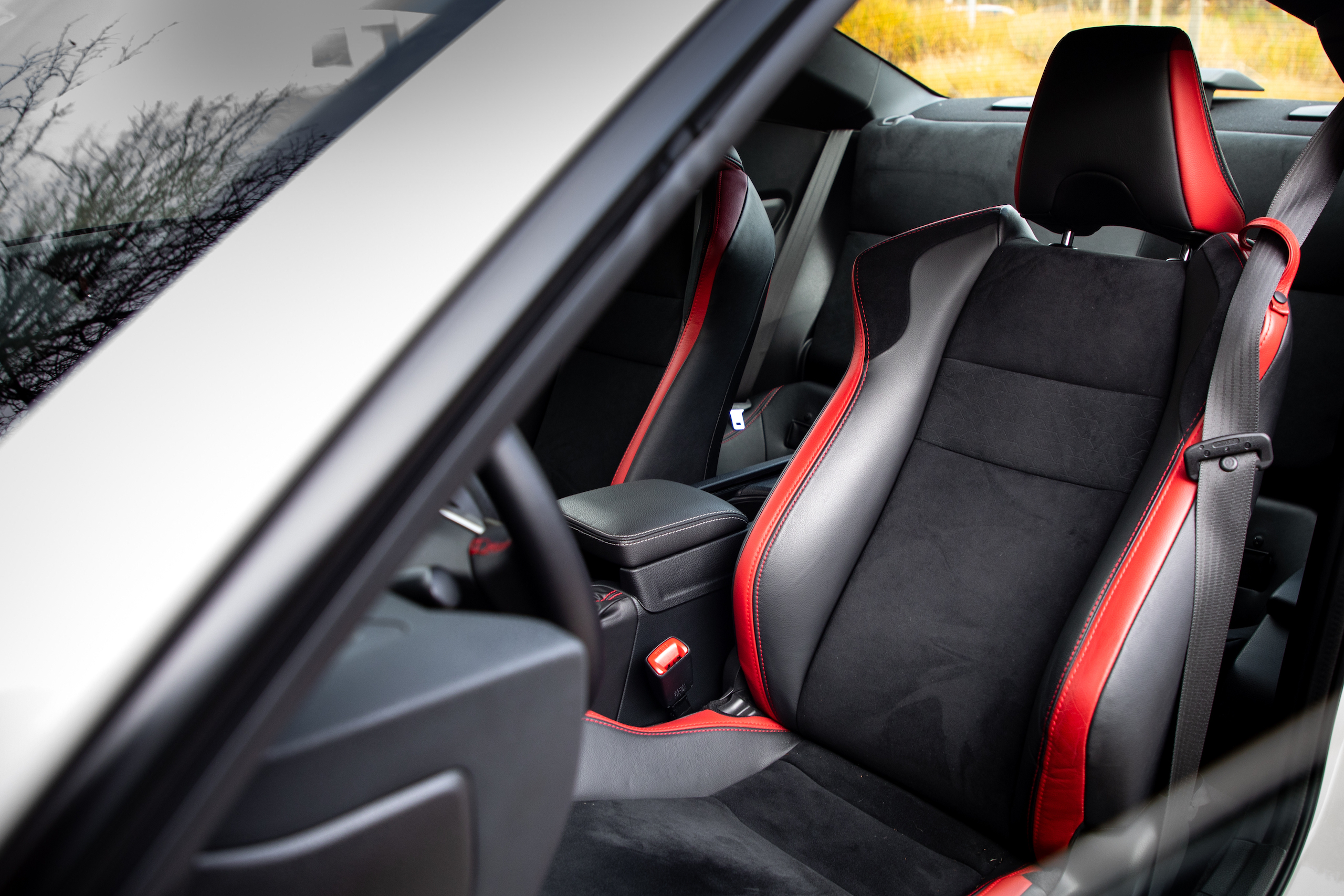 2020 Toyota 86 GT interior front drivers seat