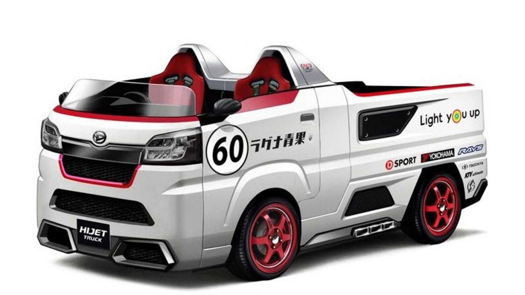 Daihatsu Hijet Jumbo Sportza Ver