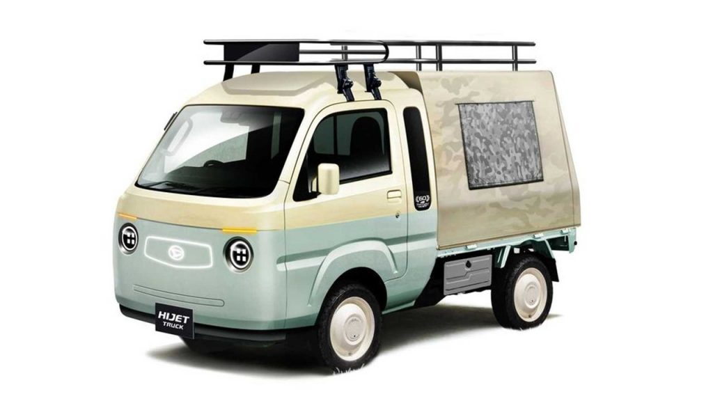 Daihatsu Hijet Camper Ver