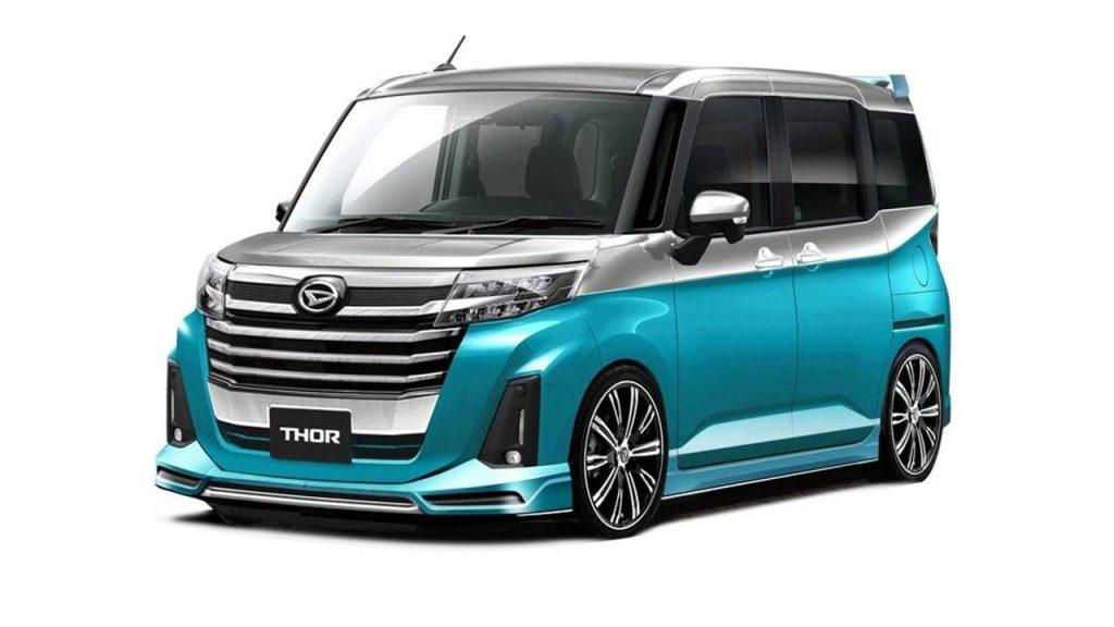 Daihatsu Thor Premium Ver