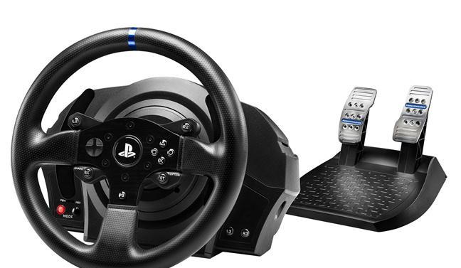 sony driving simulation hardware
