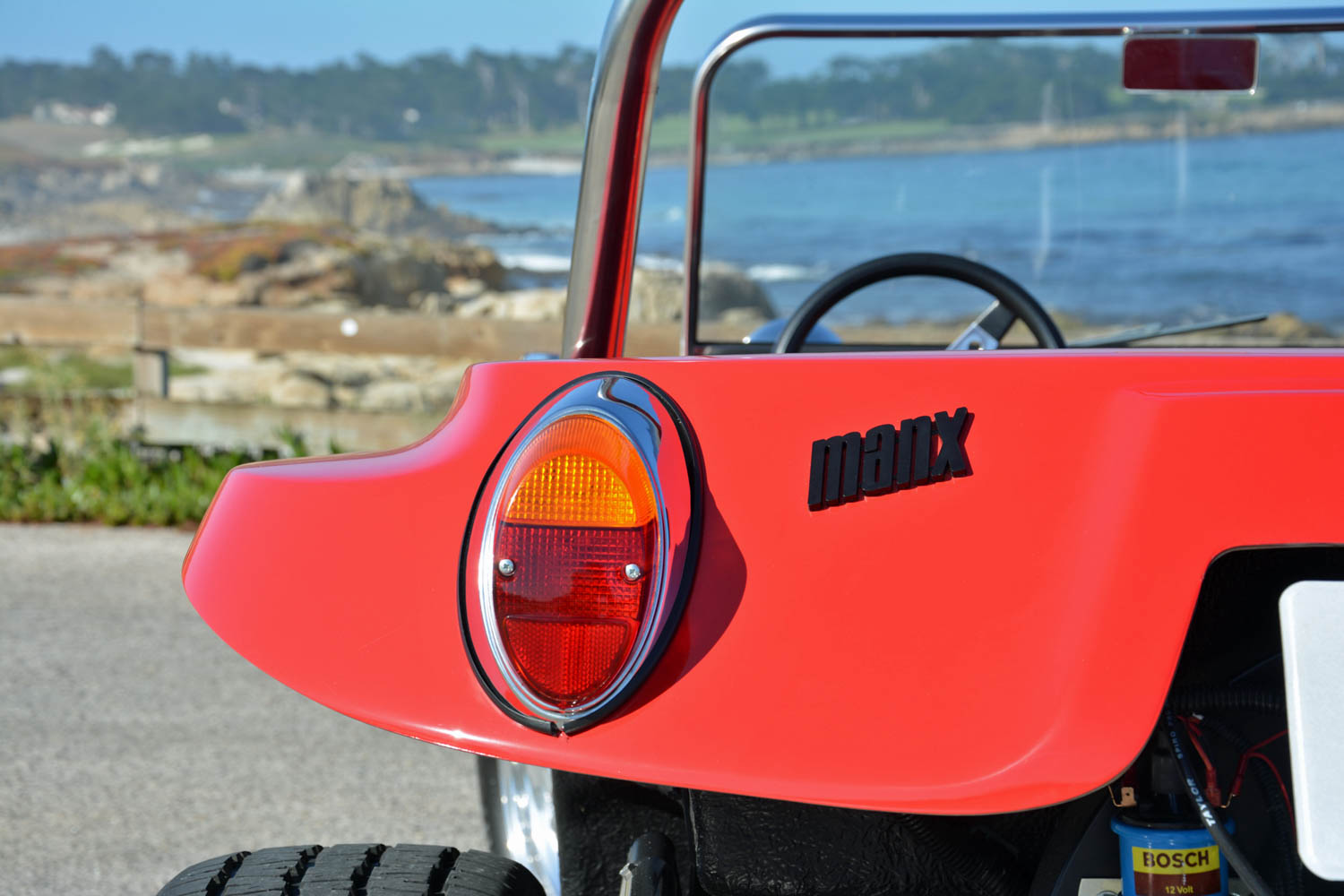 1971 Meyers Manx badge