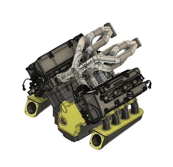 K48 Kseries V8