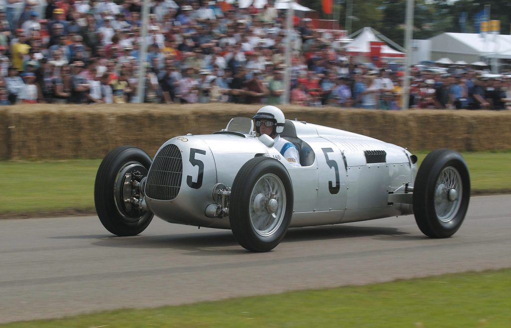 C-type at the Goodwood Festival of Speed 2002
