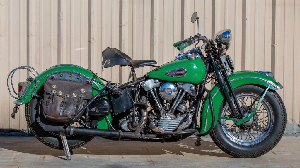 1940 Harley-Davidson EL Knucklehead