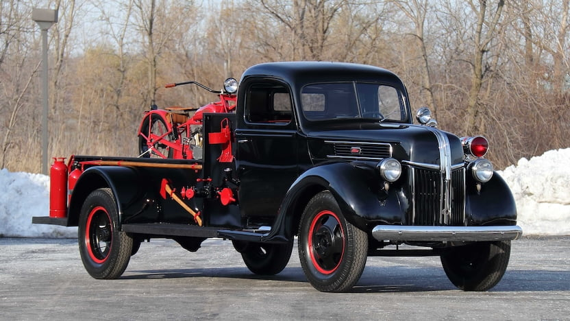 1941 Ford Fire Truck