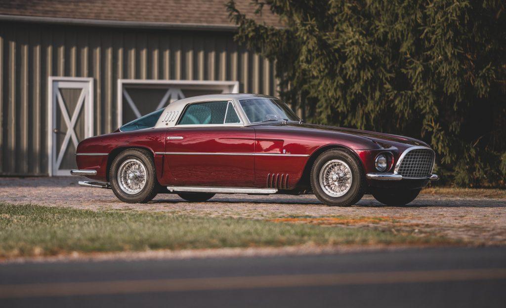 Ferrari 375 America Coupe by Vignale