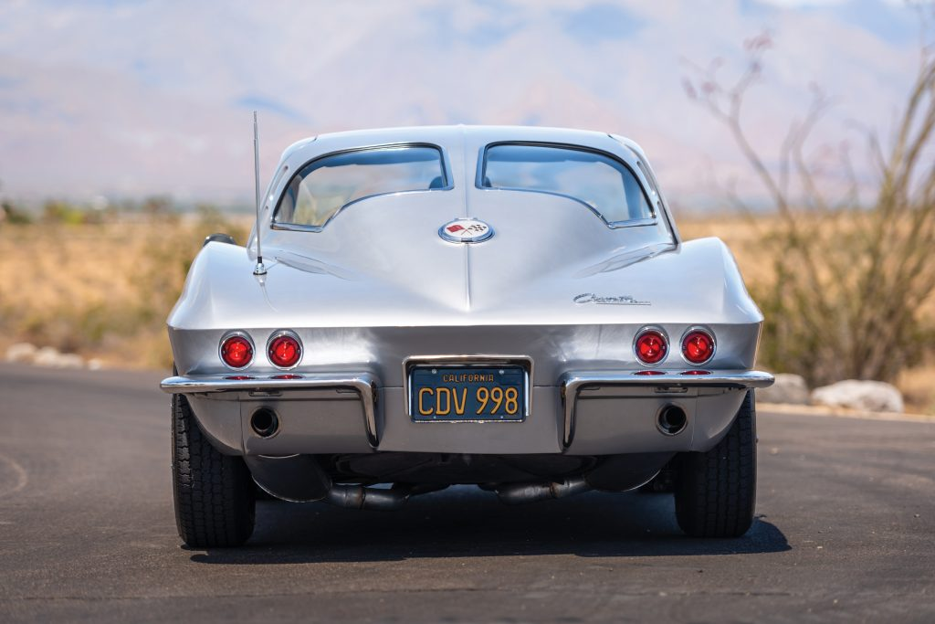 1963 Chevrolet Corvette Sting Ray rear split window