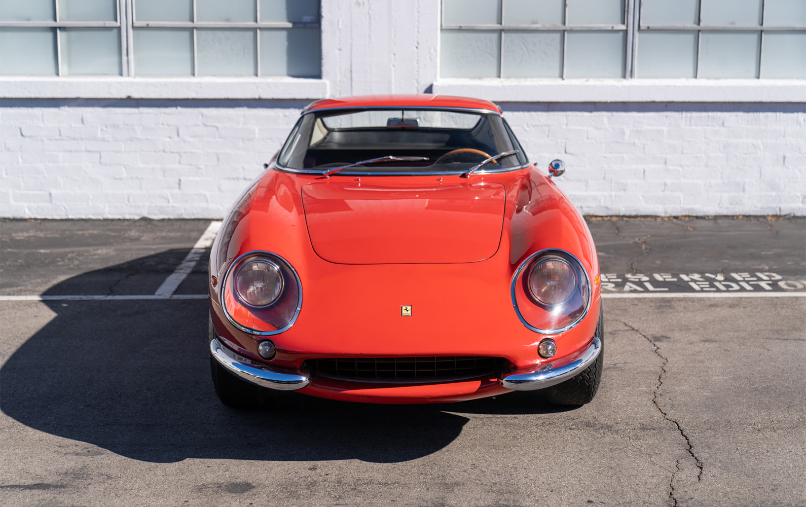 Ferrari 275 GTB Long Nose front