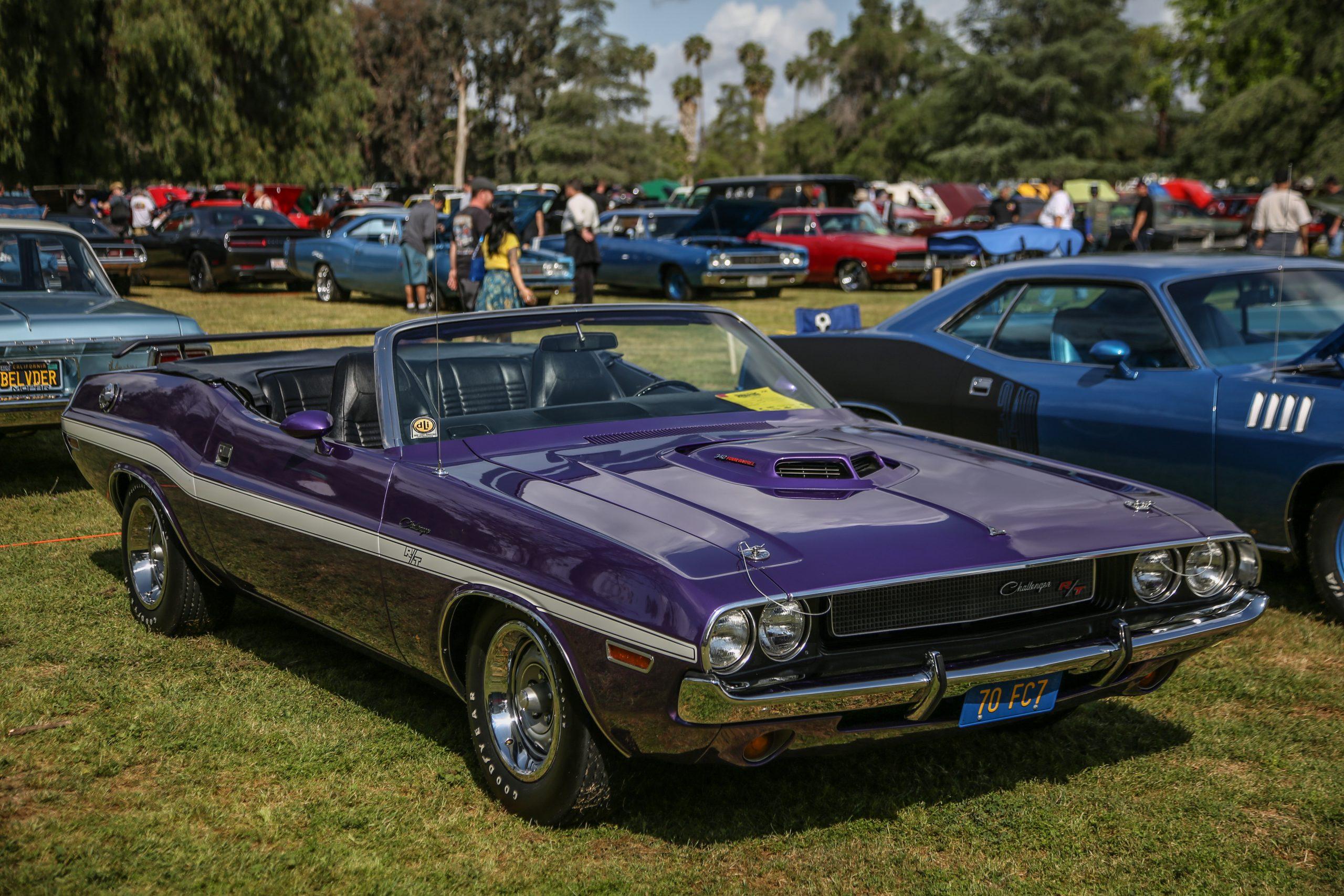 1970 Challenger Shaker Hood Scoop