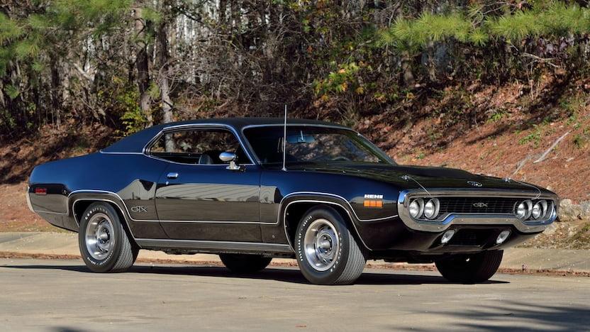 1971 Plymouth GTX Hemi