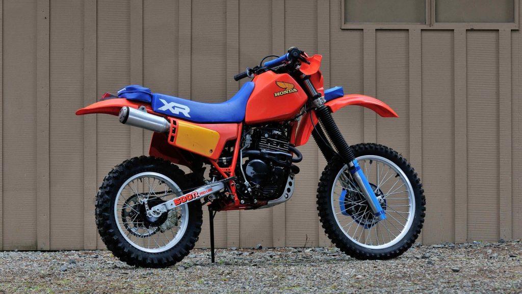 1984 Honda XR500
