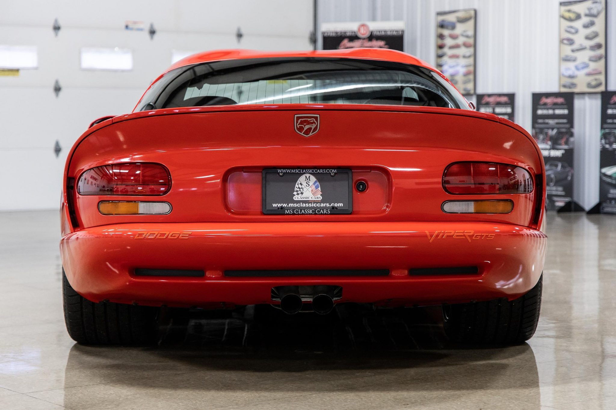 1997 Dodge Viper GTS coupe 17-mile Bring a Trailer