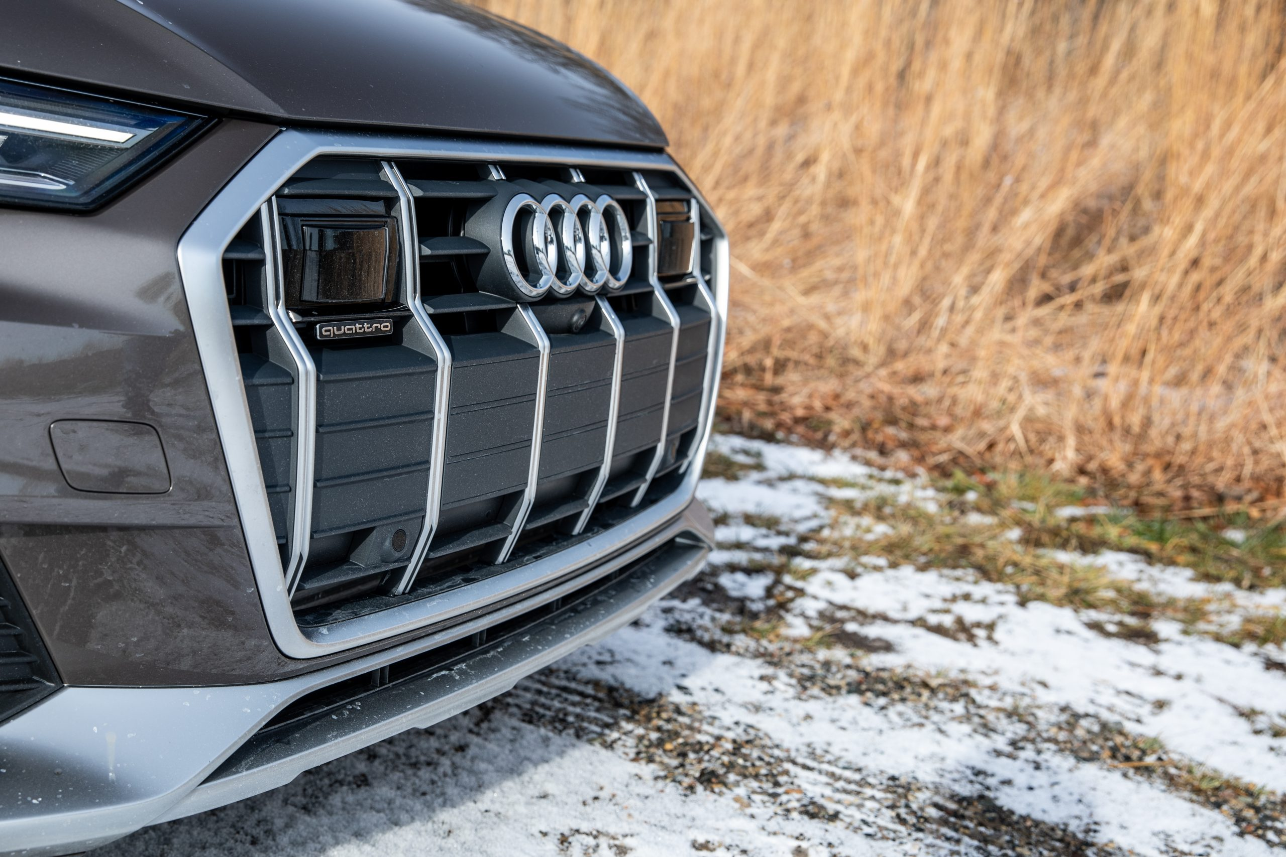 2020 Audi A6 allroad front grille