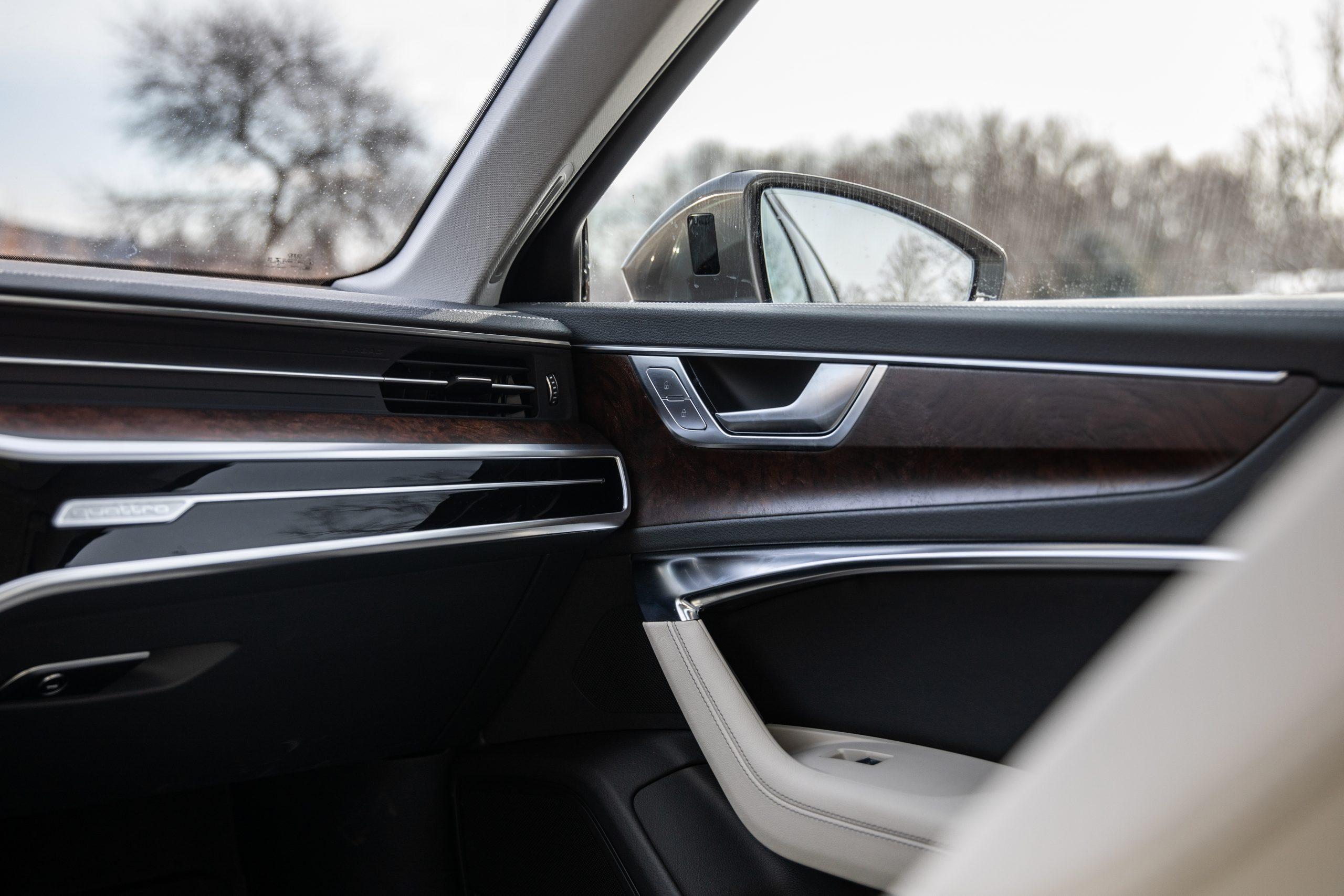 2020 Audi A6 allroad interior details