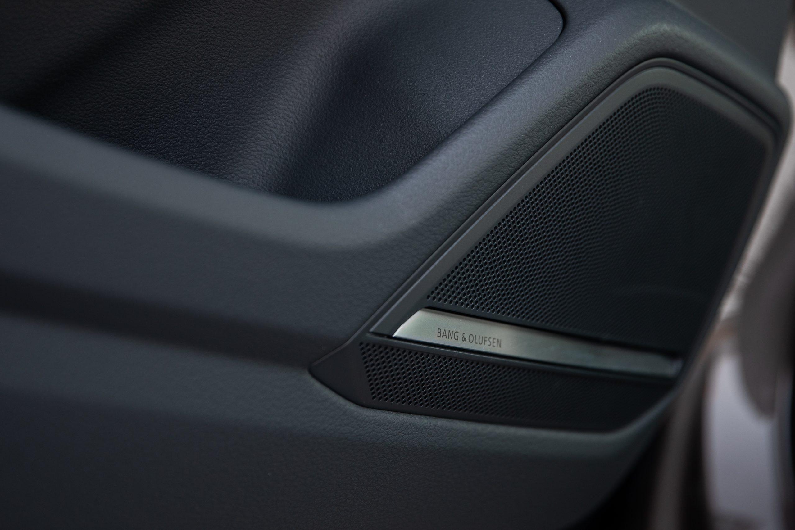 2020 Audi A6 allroad Bang & Olufsen sterio