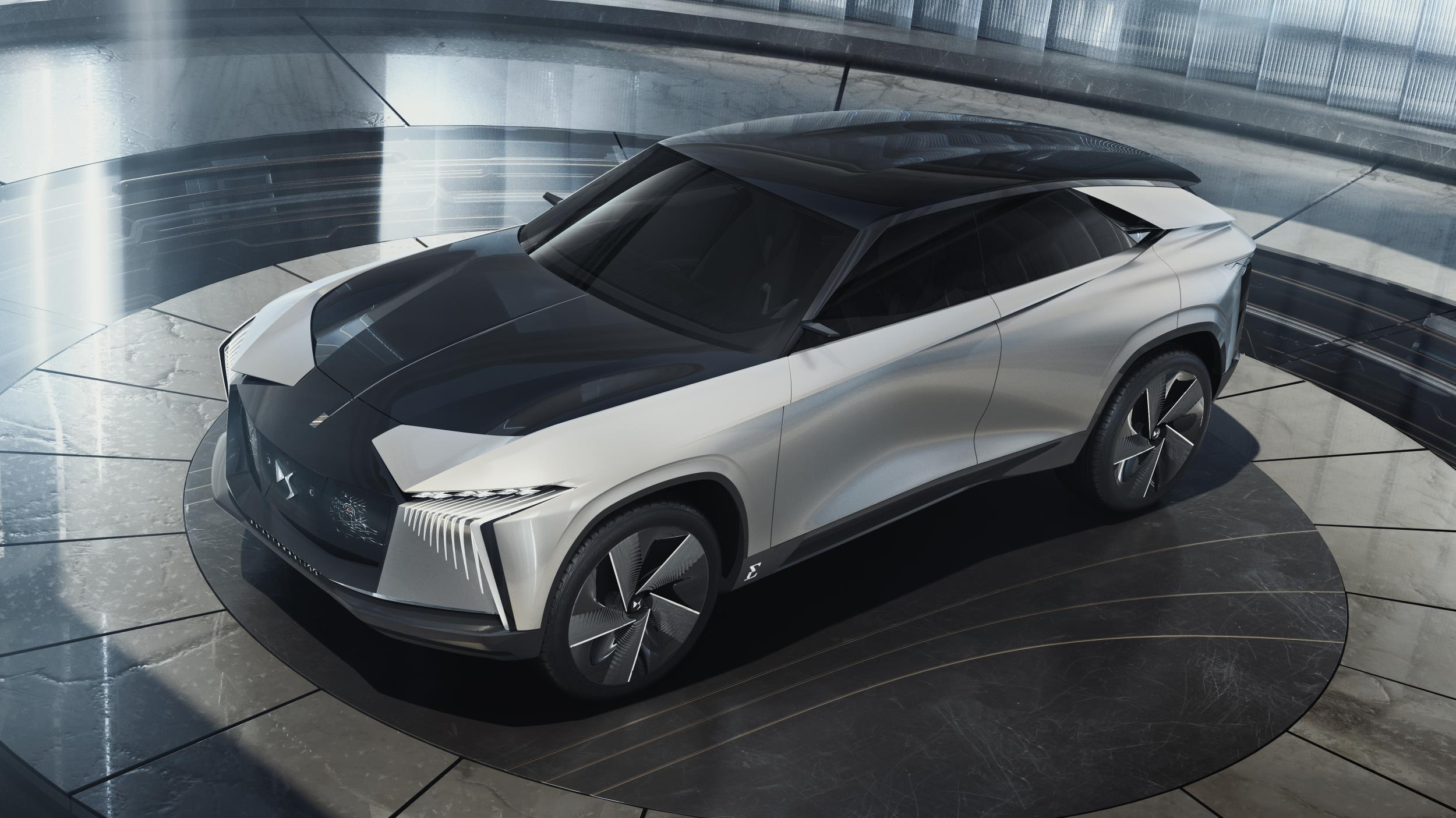2020 DS Aero Sport Lounge concept car