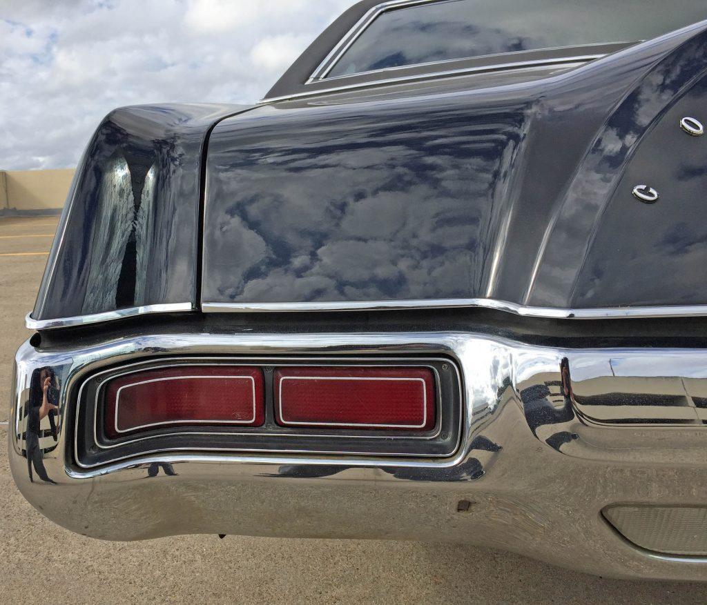 1972 Continental Mark IV