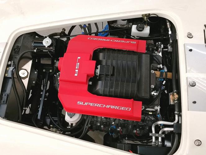 AC Superblower Reborn engine
