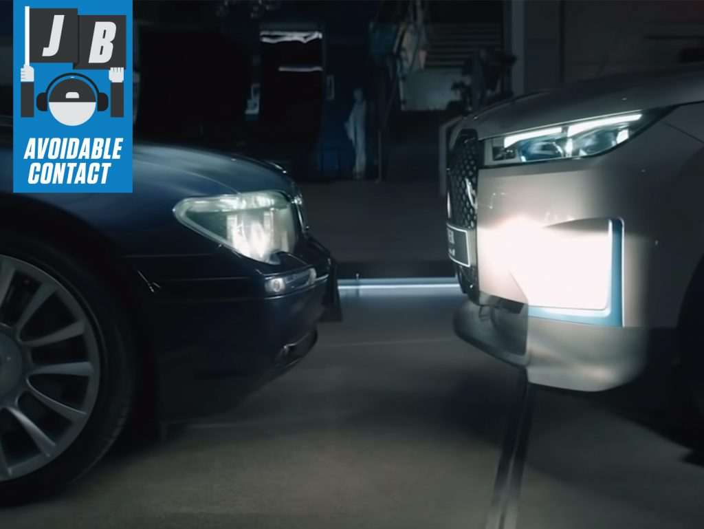 BMW iDrive old vs new commercial column thumb