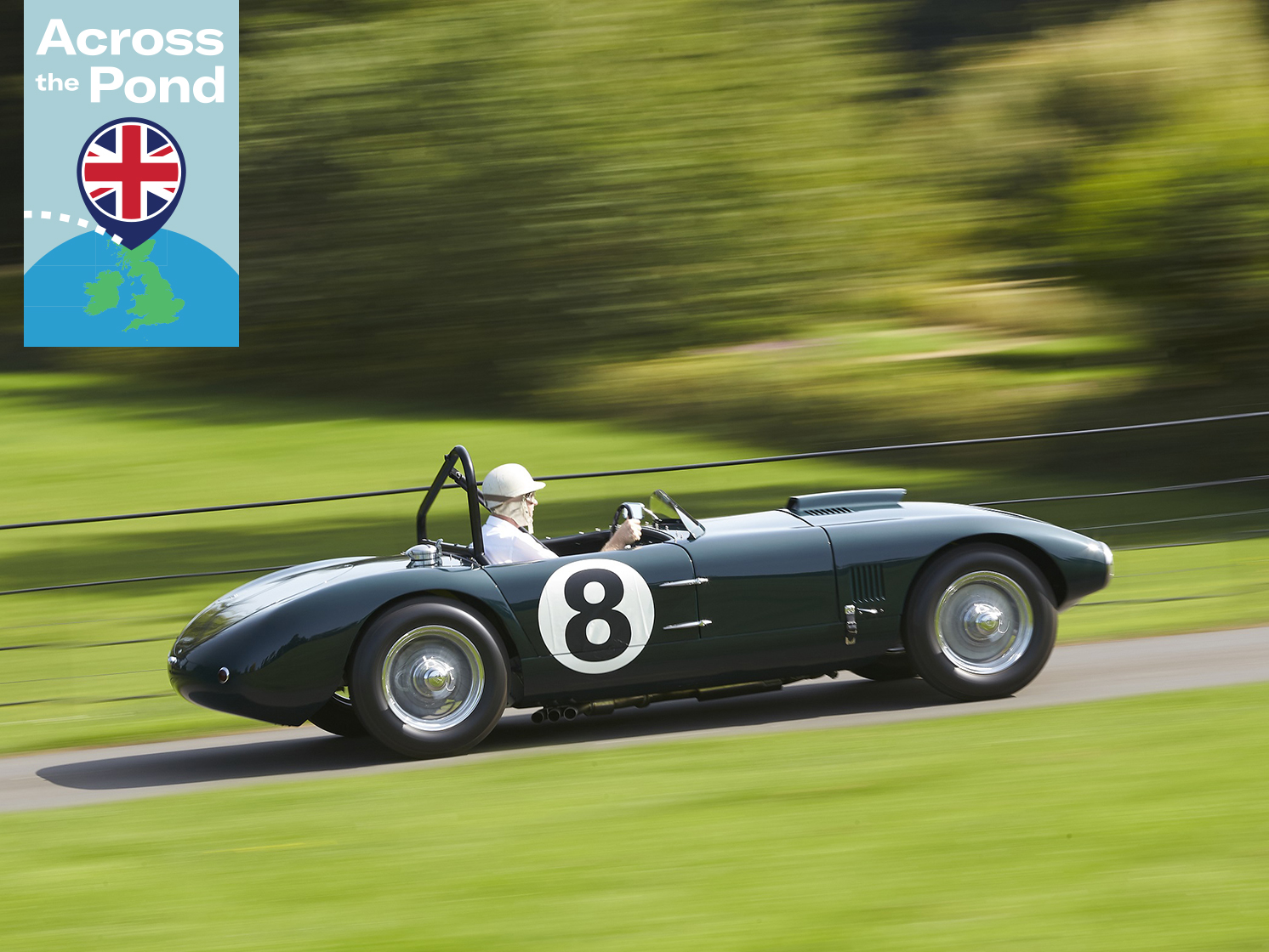 Allard JR continuation car side profile hagerty uk article lead