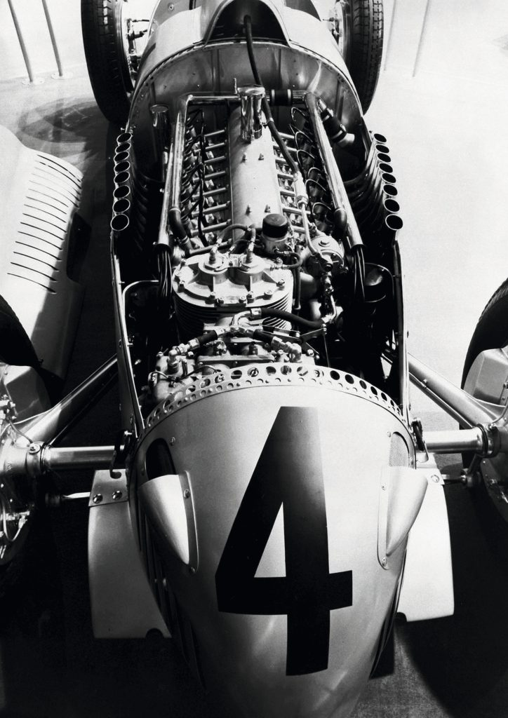 Type C 16 Cylinder Engine Grand Prix Races