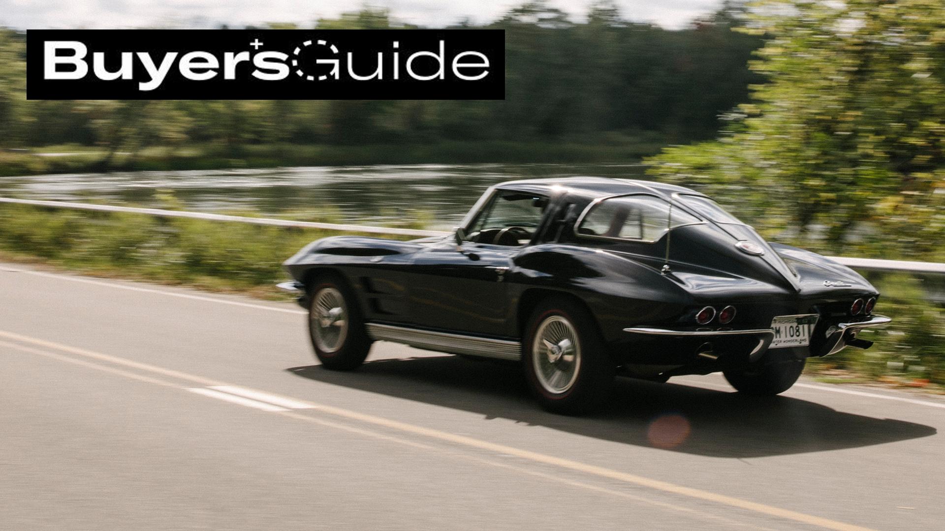 1963 split window corvette buyers guide