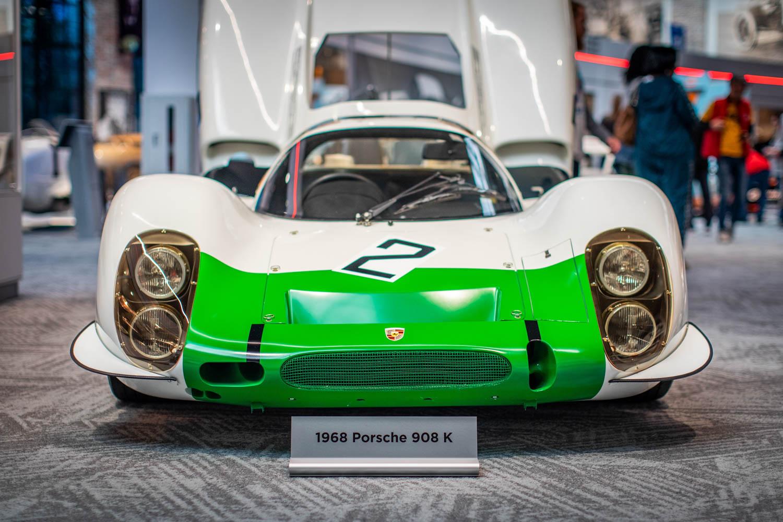 Brumos Collection - 1968 Porsche 908K