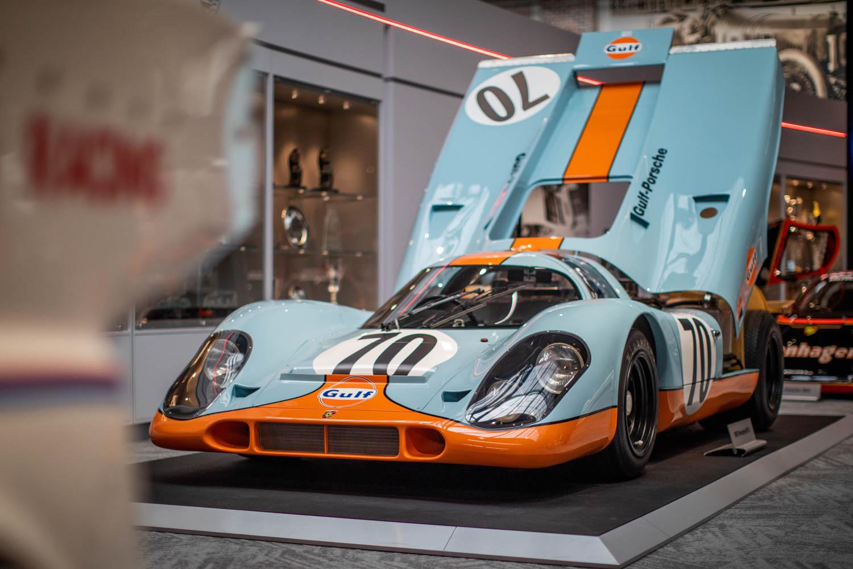Brumos Collection - 1970 Porsche 917K