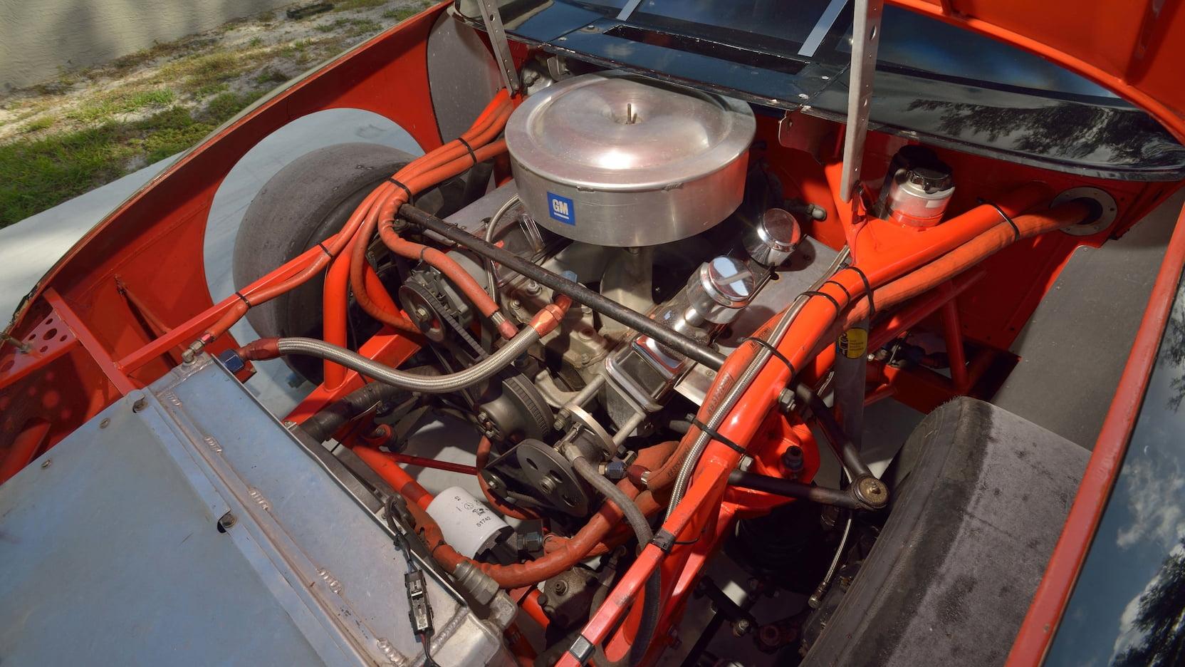Chevrolet No. 3 Monte Carlo Dale Earnhardt engine