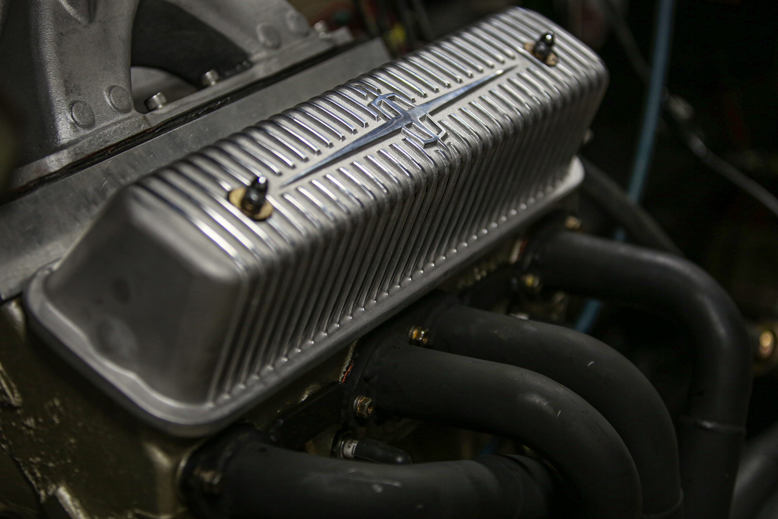 Continental Y-Block valve covers