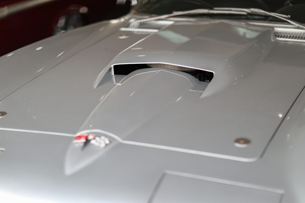 Corvette Stinger Hood scoop