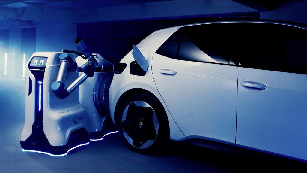 VW charging robot 1