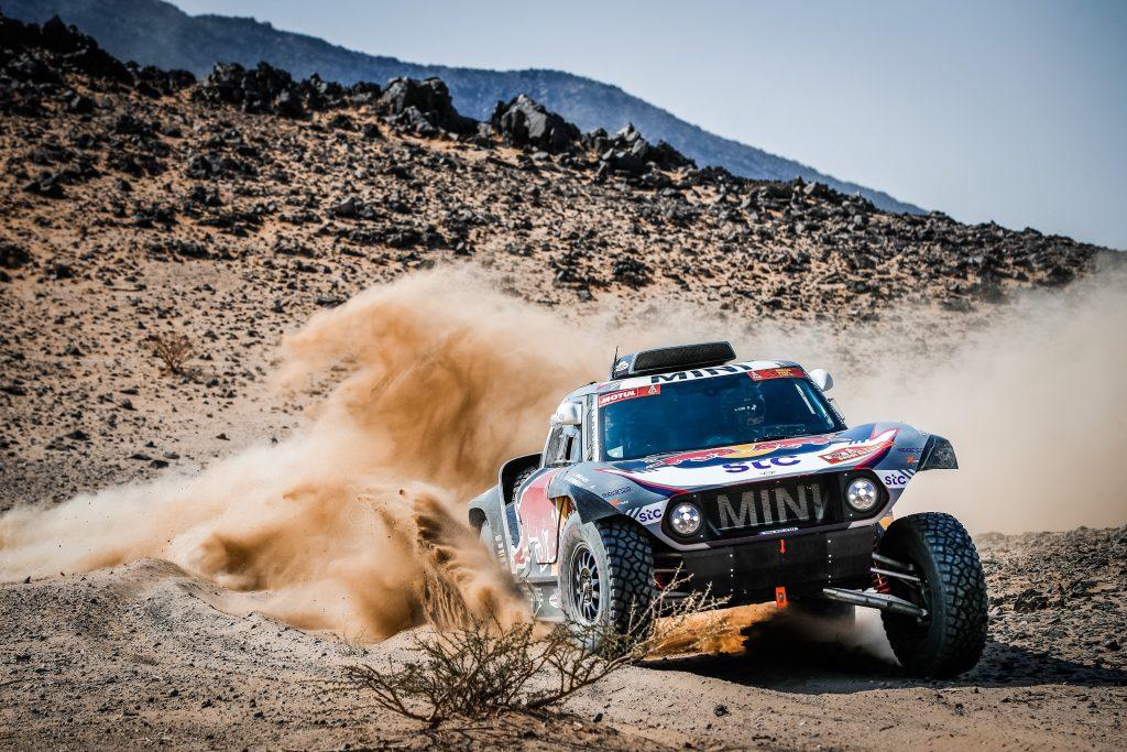 2021 Dakar Saudi Arabia