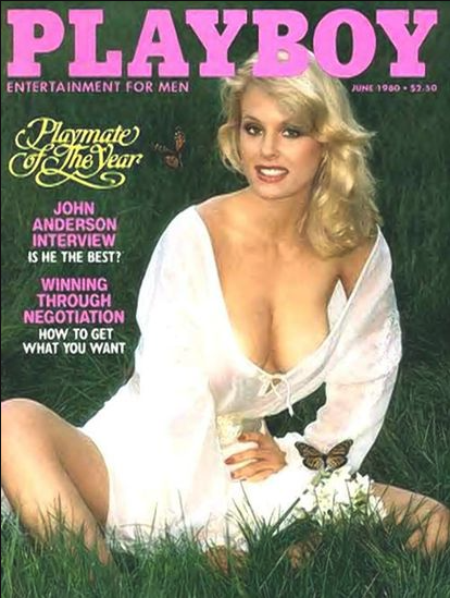 Dorothy Stratten Playboy Cover playmate of year